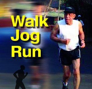 Walk Jog Run  – Written by Dr. P. S. Ramani