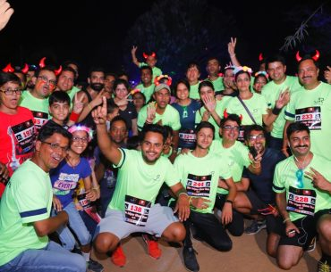 An Exceptional Night Run that leaves you Spellbound