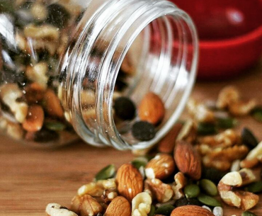 Over consumption of Dry fruits can lead to Unwanted fat in body